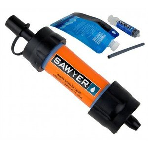 Sawyer Mini SP128 Waterfilter - Oranje
