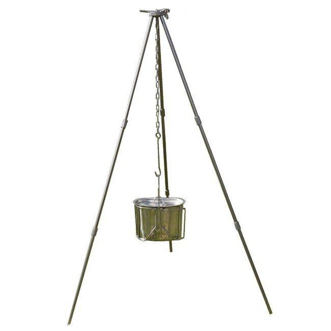 Collapsible  Tripod- High Quality Anodised Aluminium