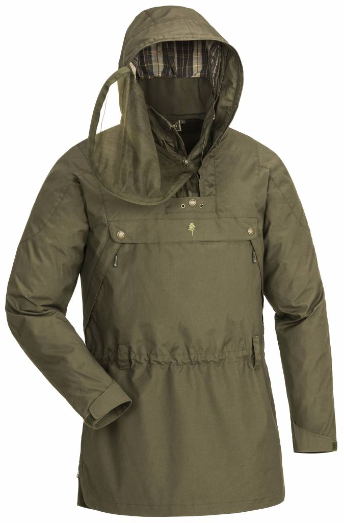 Tikaani TC-Stretch Anorak - Hunting Olive (5095)