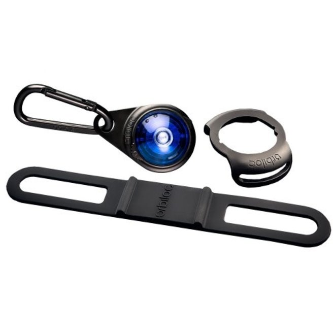 Outdoor Dual  Safety Light  Blauw