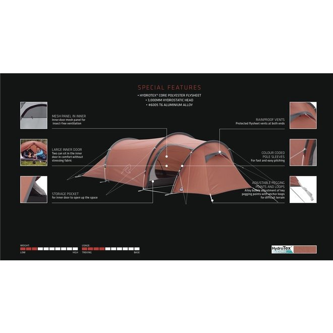 Arrow Head Tent
