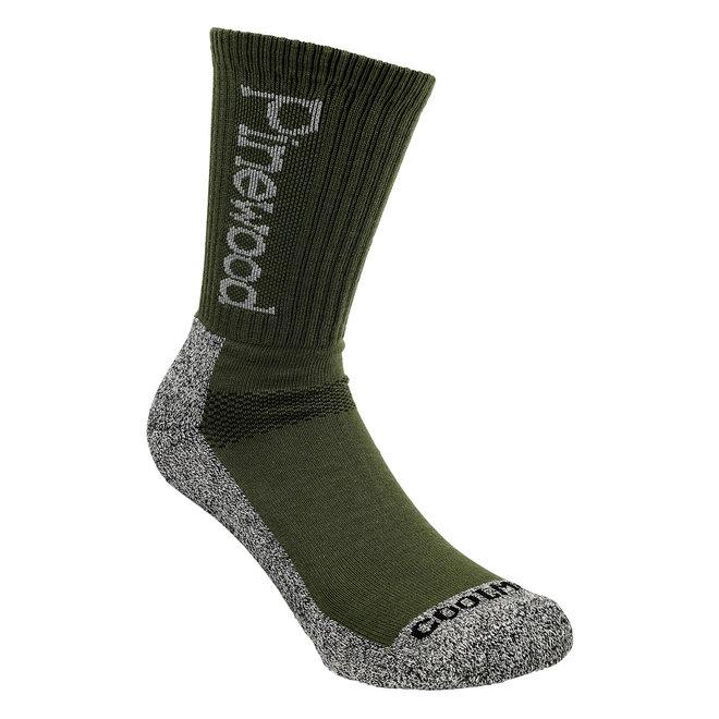 Coolmax Sokken 2-Pack - Green (9212)