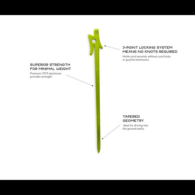 Airpin Tentharingen - 4 Stuks