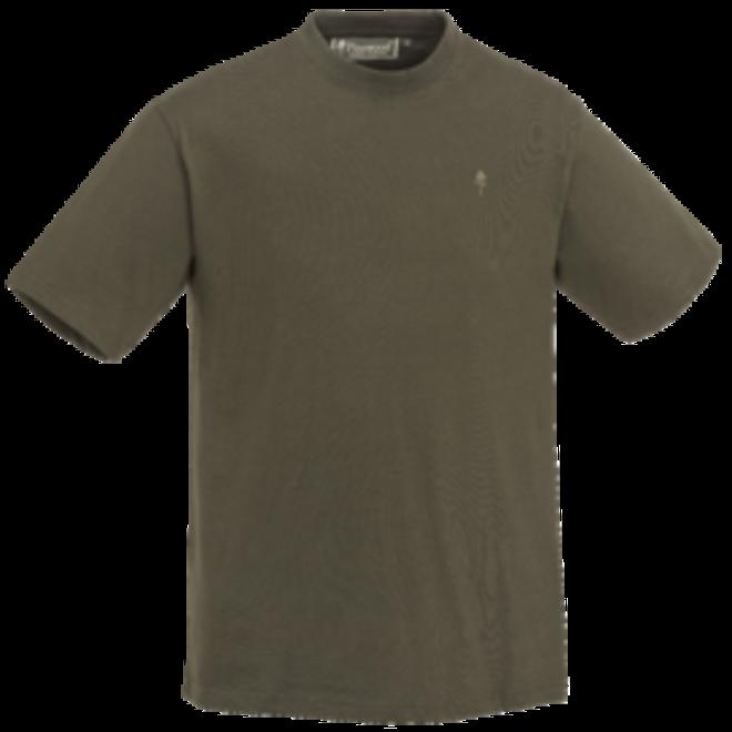 3-pack T-Shirt - Green / Hunting Brown / Khaki (5447)