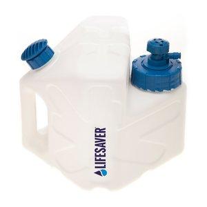 Lifesaver Cube Wit - Jerrycan Met Ingebouwde Waterfilter