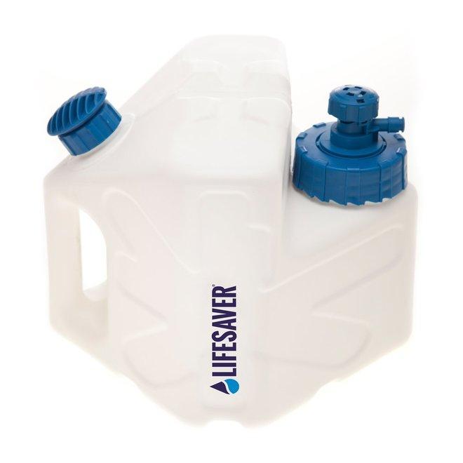 Cube Wit - Jerrycan Met Ingebouwde Waterfilter