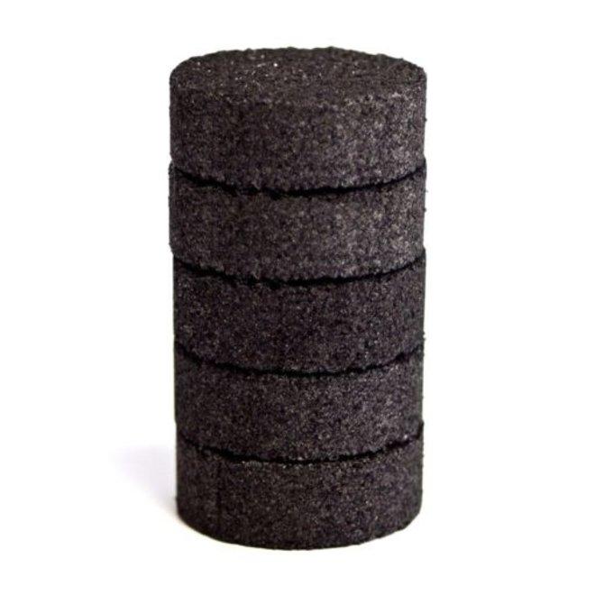 Jerrycan Carbon Discs 5-pack