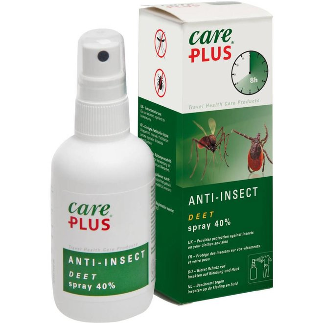 Anti Insect - Deet Spray 40% - 60ml