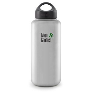 Klean Kanteen Wide 40oz - Brushed Stainless