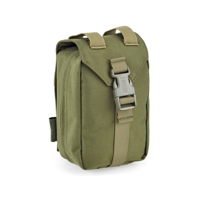 Quick Release Medical Pouch - Olive Drab