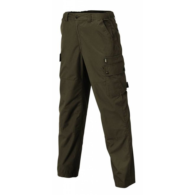 Pinewood Finnveden Trousers - Dark Olive (9085)