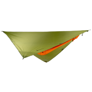 Ticket to the Moon Hammock Tarp Green