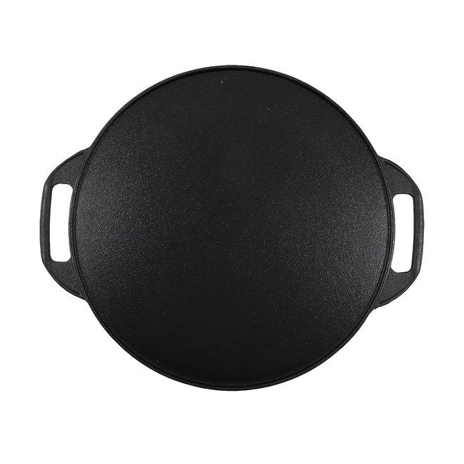 Finse Grillplaat - Gietijzer - 42 cm