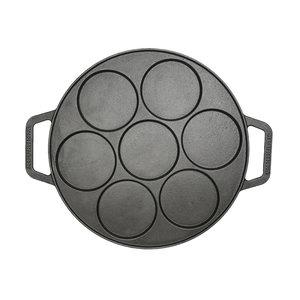 Muurikka Multifunctionele Pan - Gietijzer - 41,5 cm