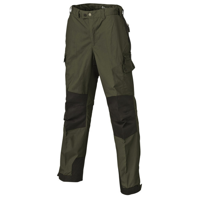 Lappland Extreme Trousers - C-size - Mosgroen/Zwart