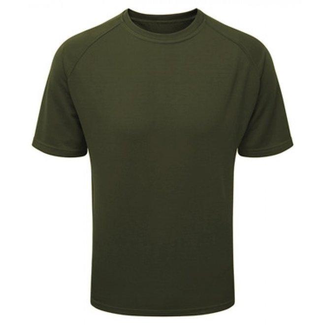 ADS 100 Plain T-Shirt - Khaki