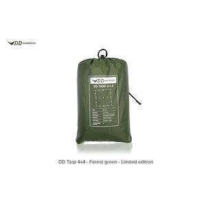 DD Hammocks DD Tarp 4x4 - Forest Green