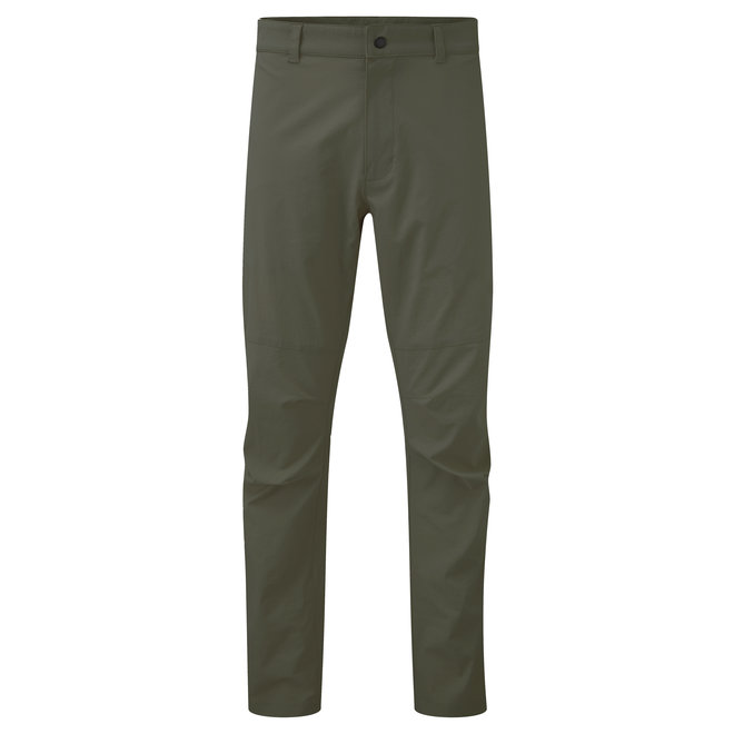 Machu Trousers - Insect Shield - Long - Olive Green