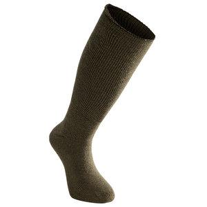 Woolpower Merino Sokken Knee-High 600 - Pine Green