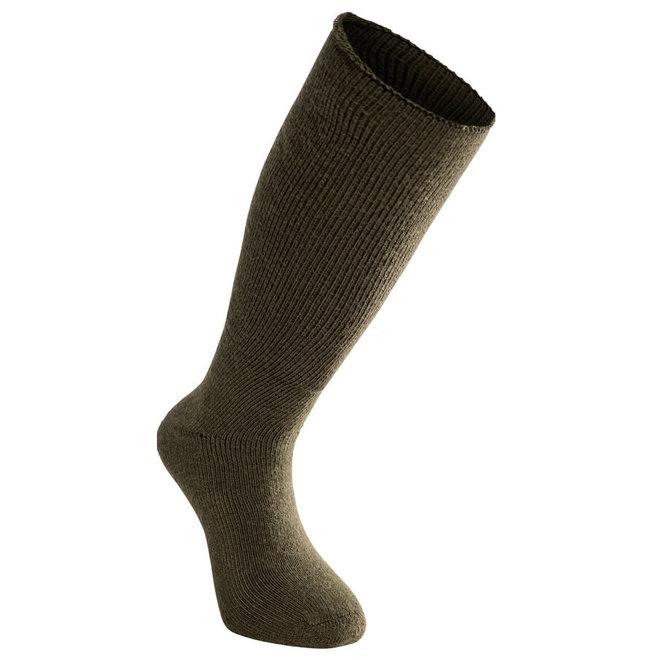 Merino Sokken Knee-High 600 - Pine Green