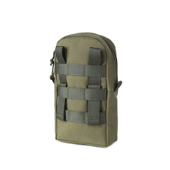Vertical Pouch - Olive - S