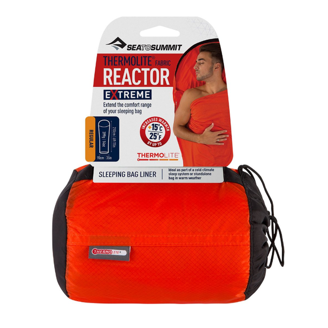 Thermolite Reactor Extreme - Mummy Slaapzak Liner