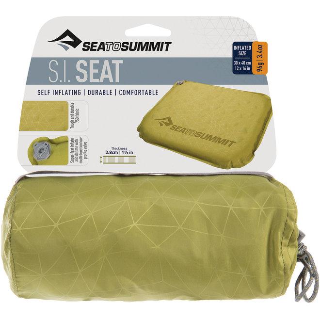 S.I. Seat - Zelfopblazende Zitmat