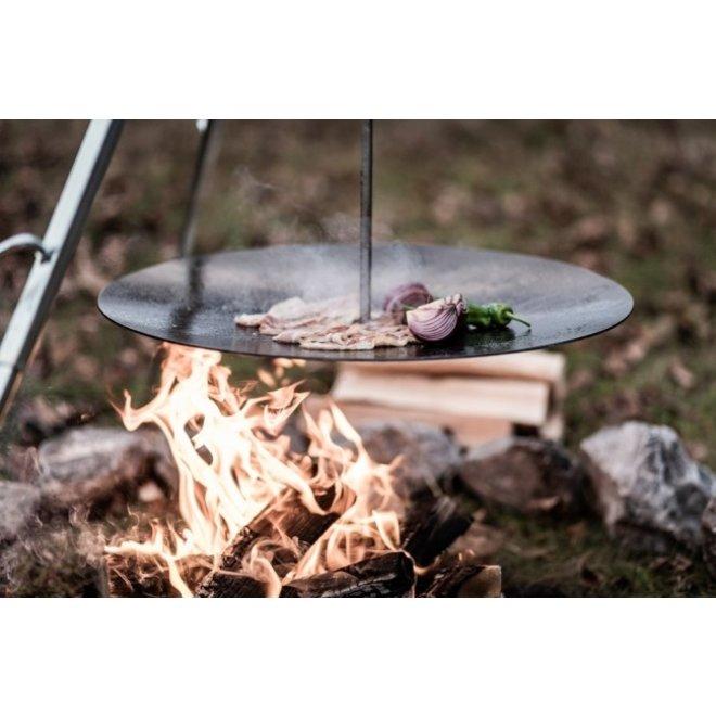 Hanging Fire Bowl - Hangende bakplaat