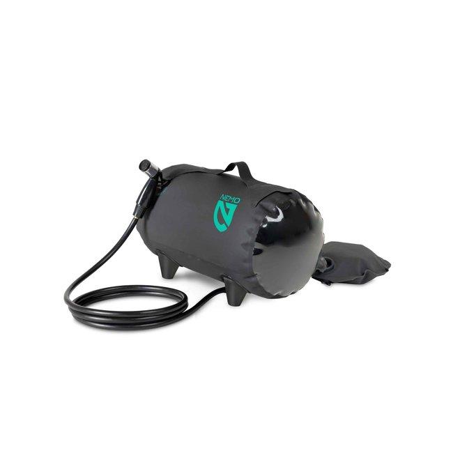 Helio Pressure Shower - Outdoor Douche - Dark Verglas