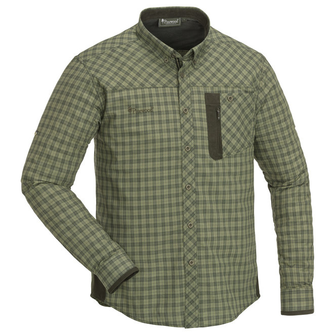 Wolf Shirt - Hunting Olive (5329)