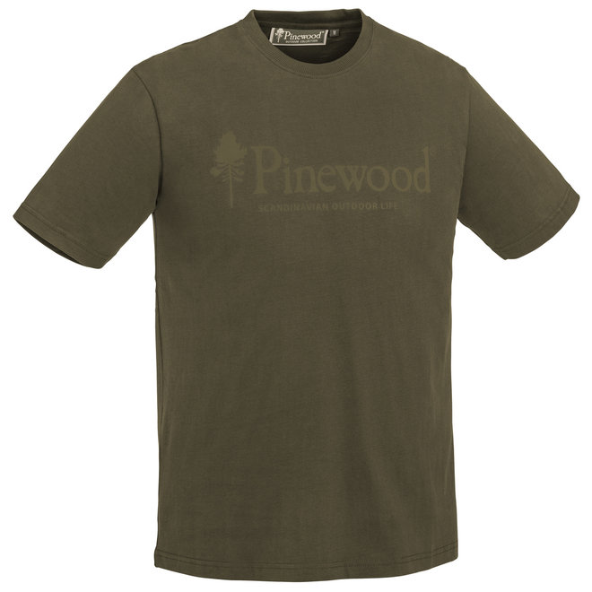 Outdoor Life T-Shirt - Hunting Olive (5445)