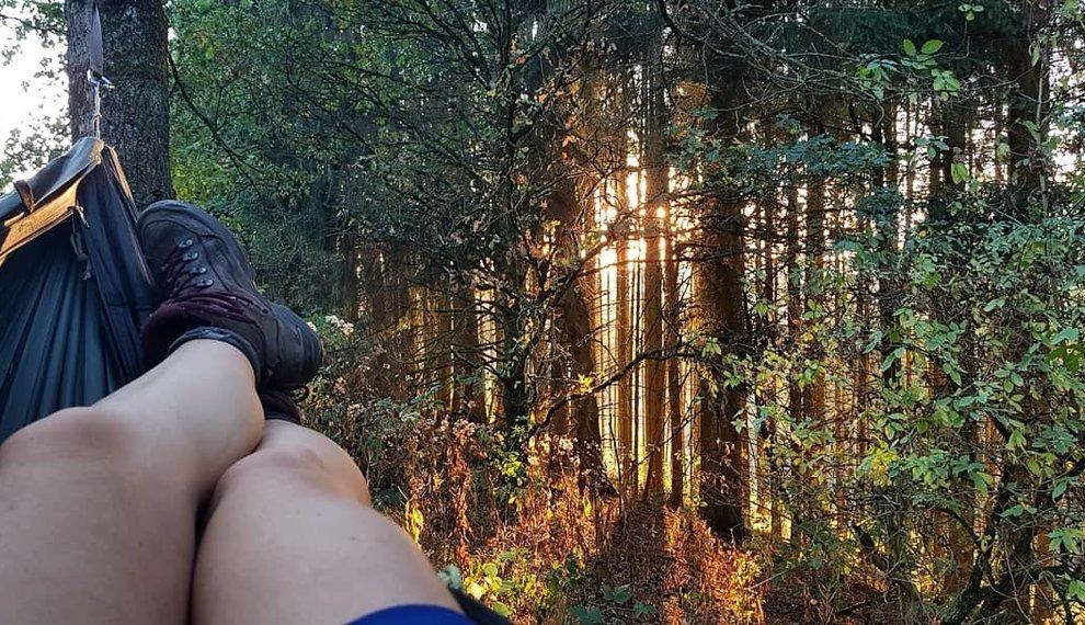 Kamperen in de natuur - Eng? - Deel 2