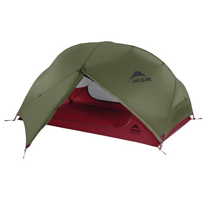 Hubba Hubba NX tent - Lichtgewicht Duo Tent - Groen