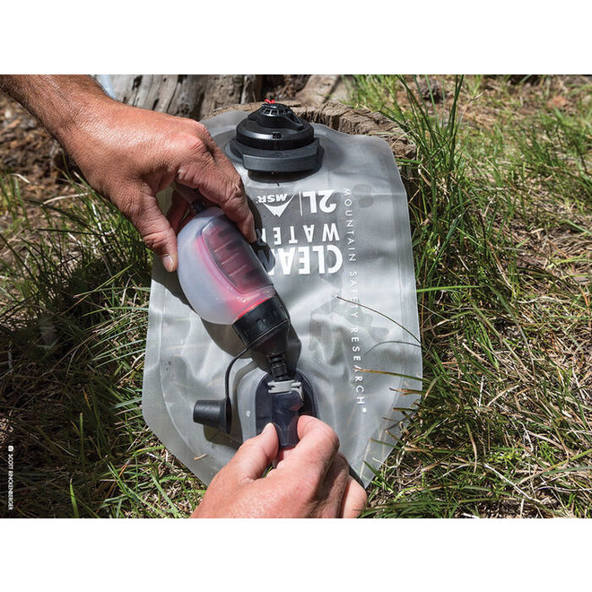 Trail Base Water Filter 4L Kit