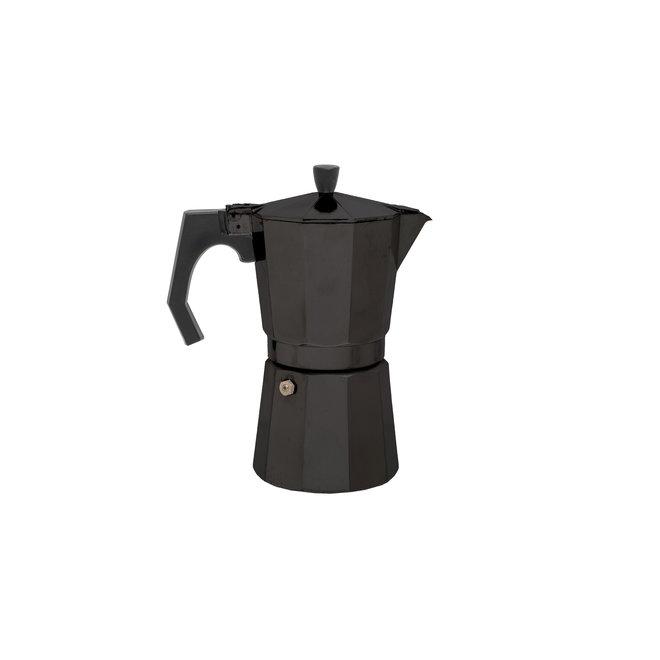 Espresso 9 - kops percolator - Zwart