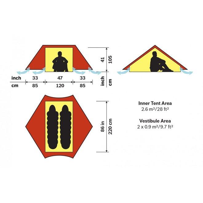 Anaris Tent - Sand