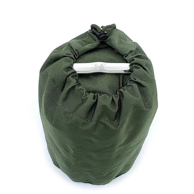 14 Cm Zebra Pot Bag Cordura