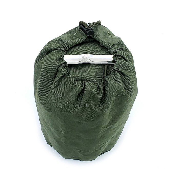 12 Cm Zebra Pot Bag Cordura