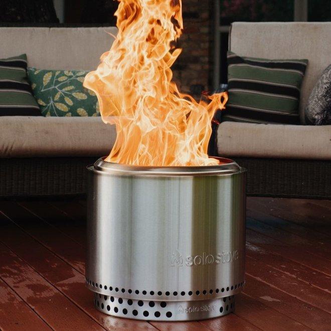 Bonfire Stand