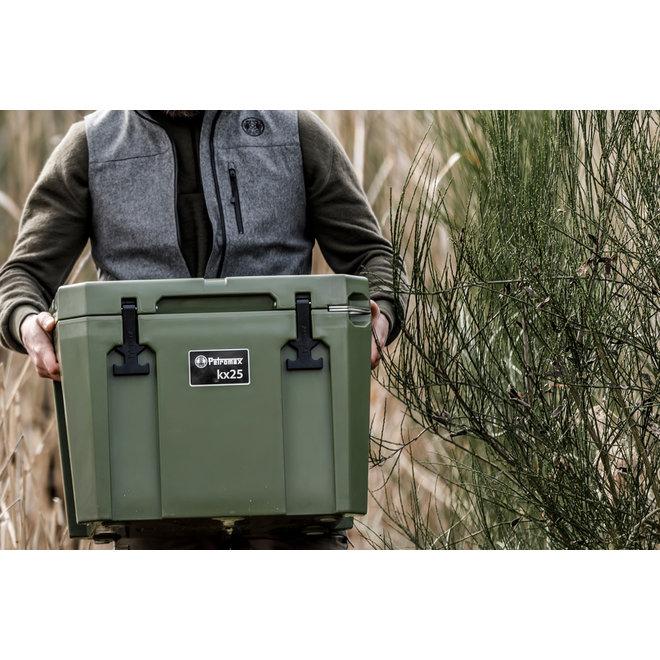Koelbox Kx25 - Olive Green - 25 liter