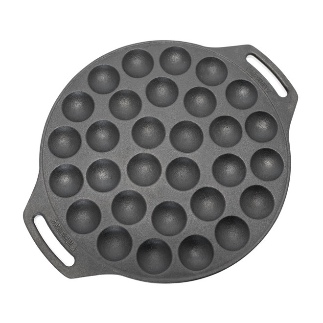 Gietijzeren Poffertjes Pan - XL