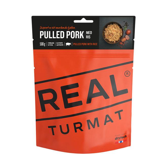 Pulled Pork met Rijst