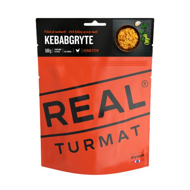 Kebab schotel