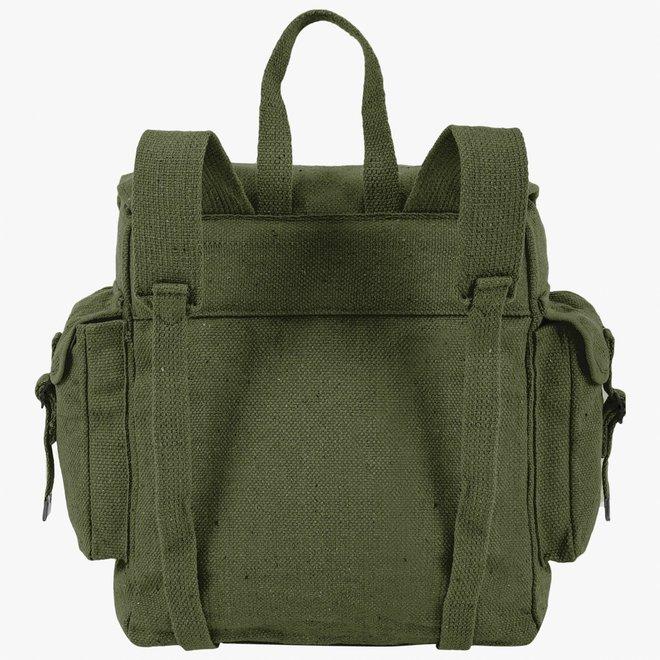 Web Backpack Olive