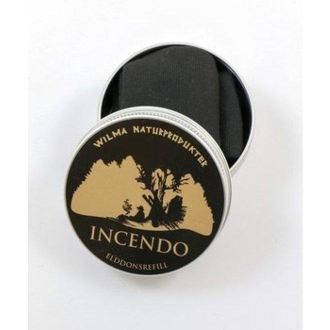 Incendo-Char cloth