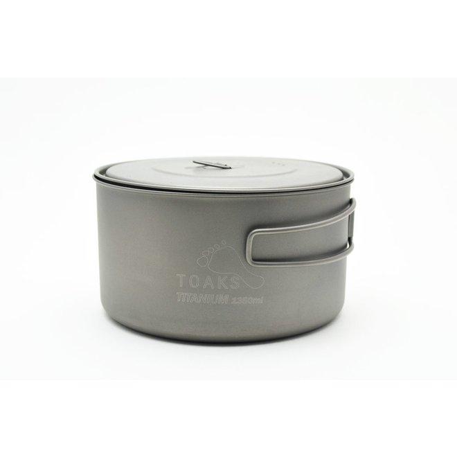 Titanium 1350ml Pan
