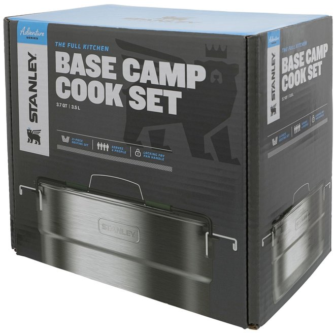 The Full Kitchen Base Camp Cook Set 3,5L