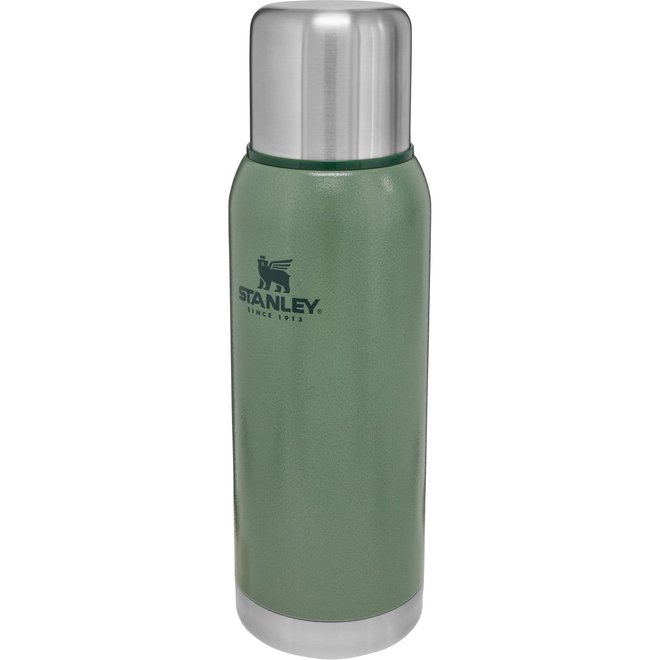 The Stainless Steel Vacuum Bottle 1,0L