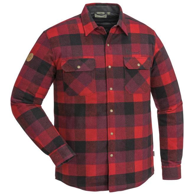 Canada Classic 2.0 Shirt - Rood / Zwart (5000)