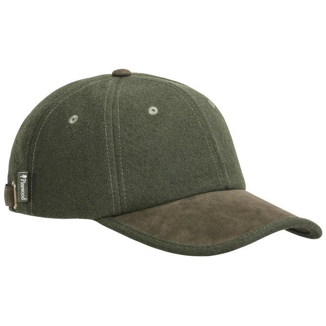 Edmonton Exclusive Cap - Mossgreen / Suedebrown (1119)